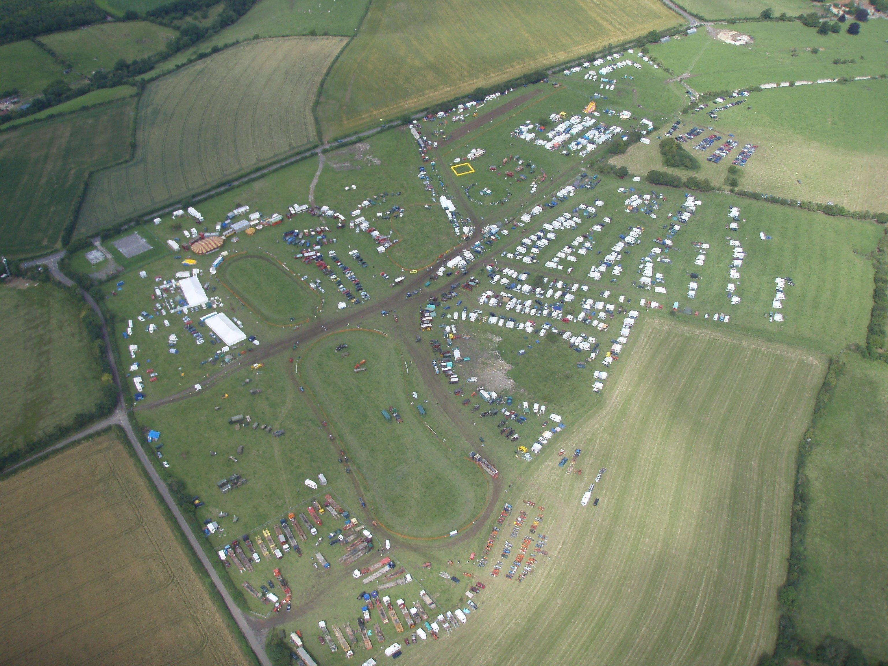 Steam Fair – 14th July 2007