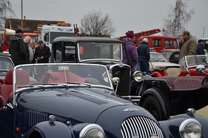 STEC Somerset Traction Engine Club 2016 New Years Day Road Run